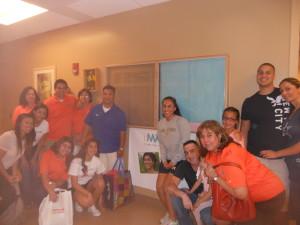 Group pic at hospital 04-2013