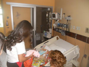 Hospital visit 04-2013