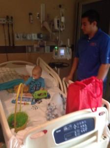 Hospital Visit 04-2014